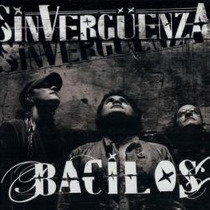 Cd Bacilos - Sin Verguenza (banda Pop Latina)