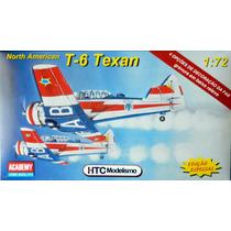Avião T-6 Academy Fab Fumaça Kit Tipo Revell E Tamiya 1/72