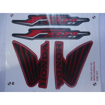 Adesivo Cg 125 Fan Es 11 Vermelha, Envio Gratís, Quali 3m