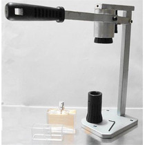 Máquina De Recrave Pinça Valvulas 15-20mm Cosmético Perfume