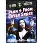 Dvd Plano 9 Do Espaço Sideral - Ed Wood - Duplo - Impecável