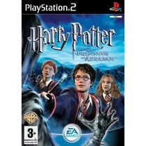 Harry Potter E O Prisioneiro De Azkaba Ps2 Patch Frete Unico