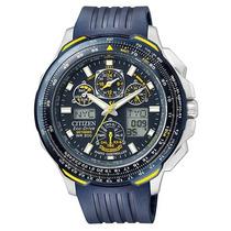 Citizen Jy0064 Blue Angels Skyhawk Rádio Control Jy0040