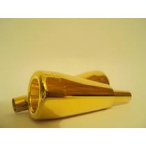 Trompete Bocal Stc3 Gold Para Trompete