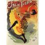 Mulher Dança Flamenco Espanha Vestido Amarelo Poster Repro