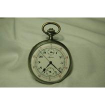 Relógio De Bolso Alpina Minerva 19,9 De 1910 Relogiodovovo