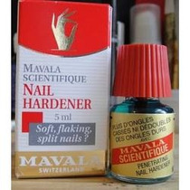 Endurecedor De Unhas Mavala Scientifique Nail Hardener 5ml