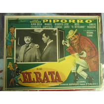 Cartel El Rata - Lalo Gonzalez Piporro - 1966
