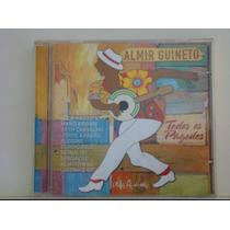 Cd - Almir Guineto - Todos Os Pagodes