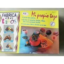 Fabrica De Tazos De Kreisel Niños