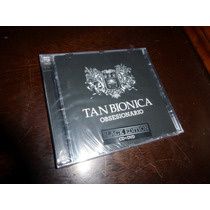 Tan Bionica : Obsesionario _ Cd + Dvd / Nuevo, Cerrado