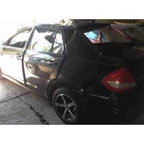 Nissan Tiida Chocado Partes Refacciones Autopartes Piezas.