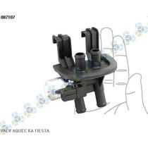 Válvula Ar Quente Ford Fiesta Motor Endura .../10 - Aje