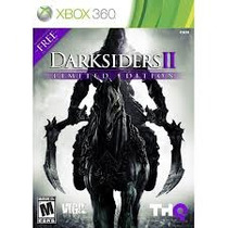 Jogo Darksiders 2 Limited Edition Para Xbox 360 Com Garantia