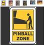 Pinball Fliperama Adesivos Taito ,williams, Bally, Data East
