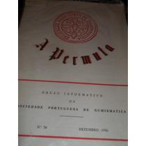 Numismática Revista A Permuta Nº 56 Dezembro/86