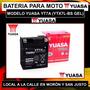 Batería De Moto Gel Yuasa Ytx7l-bs Yt7a Honda Tornado Falcon