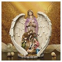 Envío Gratis. La Sagrada Familia, Reliquia Artesanal.