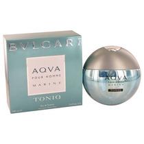 Perfume Aqua Marine Toniq Bvlgari Masculino Edt 100ml