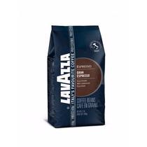 Cafe De Grano Entero Gran Espresso Lavazza De 1kg