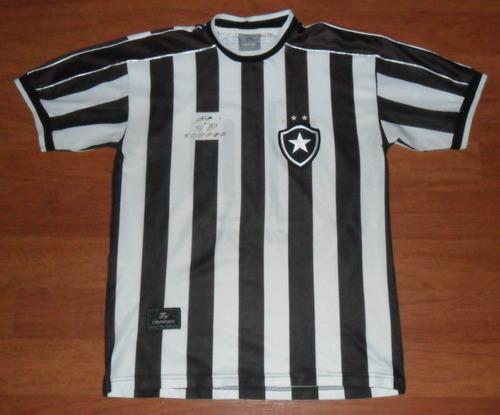 c994536cfb Rara E Oficial - Camisa Topper Do Botafogo 1999 Tam. M Nº 10 - R  74 ...