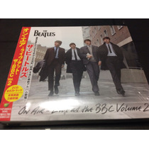 The Beatles On Air Live At Bbc 2 Japan Cd