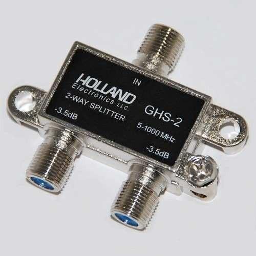 20 divisores holland de 2 o 3 salidas para cable coaxial - Cable coaxial precio ...