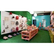 Grama Sintética Decorativa Vitrine Loja Shopping Comércio