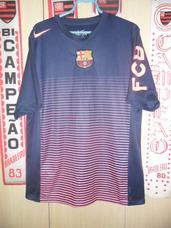 Camisa Barcelona Vilhena no Mercado Livre Brasil 3eb280a5421