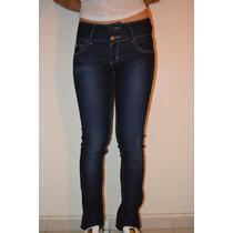 Abercrombie Jeans Mezclilla Mujer Pantalón