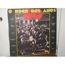 Lp - Rock Anos 60 (celly Campello, Ronnie Cord, Demetrius...