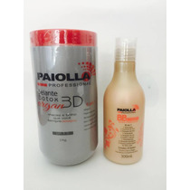 Paiolla Selante Btx Argan 3d 6 Em 1 - 1kg + Bb Care 10 In 1