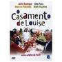 Dvd O Casamento De Louise