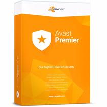 Avast Premier 2016 Licencia Digital 3 Años 5 Pcs