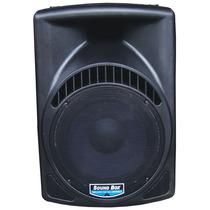 Caixa Acústica Passiva Sound Box Sbp 12 Marcelo E M