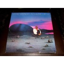Lp Vinil Stevie Wonder - In Square Circle - Novissimo