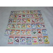 Brinquedo Antigo, Lote Com 47 Cards Pokémon.