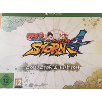 Ultimate Ninja Storm 4 Xbox One Collector Edition