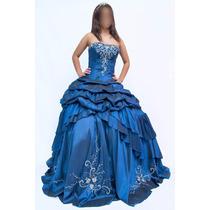Vestidos De Quince Años Talla ´m´ Convertible