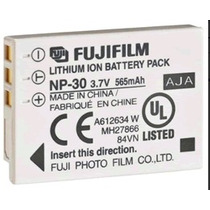 Bateria Np-30 Para Câmera Digital Fujifilm