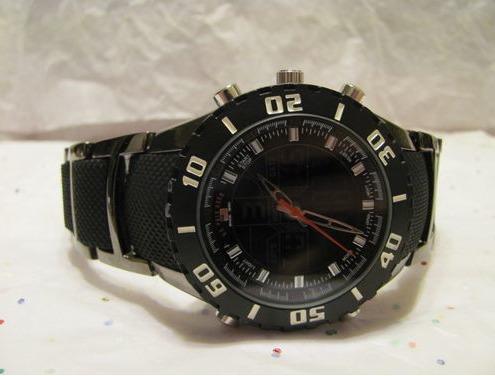 b64366ee4d2 Relógio U.s. Polo Assn. Us8433 Preto Pulseira Metal - R  139