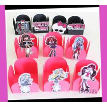 Forminhas Monster High - Kit - Variadas - 20 Unidades