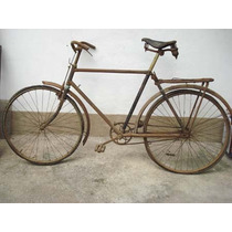 Bicicleta Inglesa Antiga Anos 50 Marca The Norman
