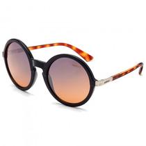 Óculos De Sol Colcci Janis C0029a3421 Pret Dourado- Refinado