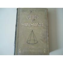 Lições De Matemática - 5ª Série (1935)