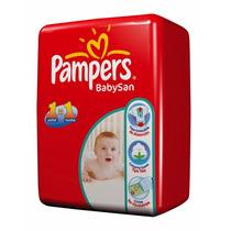 Pañales Pampers Babysan Xg
