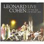 Cd E Dvd Leonard Cohen Live At The Isle Of Wight 1970