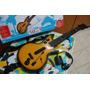 Guitarra Sem Fio Para Wii , Ps2 E Ps3 Oferta! 10 Em 1