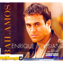 Enrique Iglesias - Bailamos Cd Single