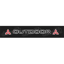 Adesivo Parabrisa L200 Outdoor 5x50 - Decalx